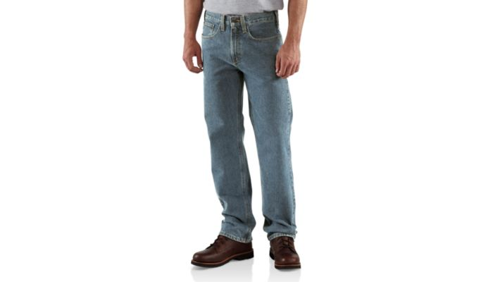 *SALE* LIMITED SIZES !! Carhartt Traditional Fit Straight Leg Jean